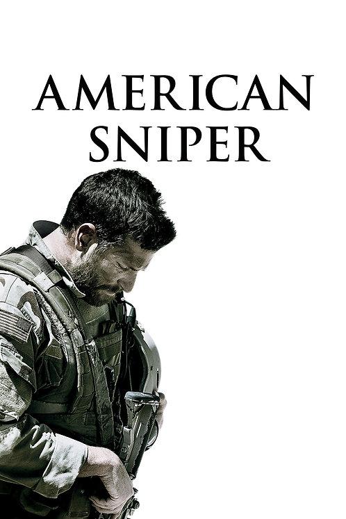 American Sniper (VUDU HDX)
