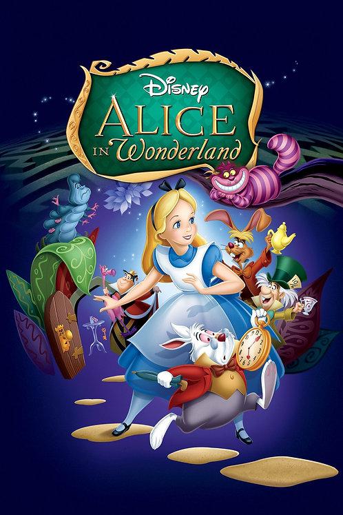 Alice in Wonderland (Google Play HD)