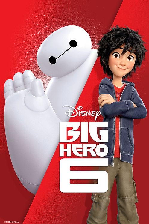 Big Hero 6 (iTunes 4K)