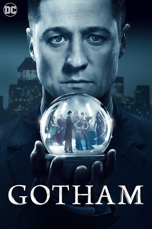 Gotham: The Complete First Season (VUDU HDX)