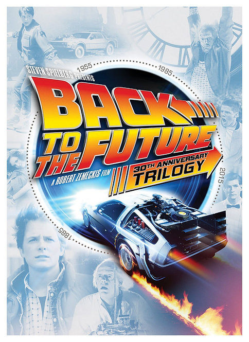 Back to the Future Trilogy (Movies Anywhere HD)