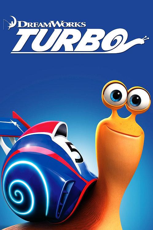 Turbo (Movies Anywhere HD)