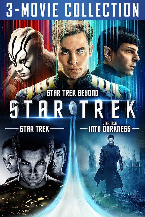 Star Trek Trilogy (iTunes 4K)
