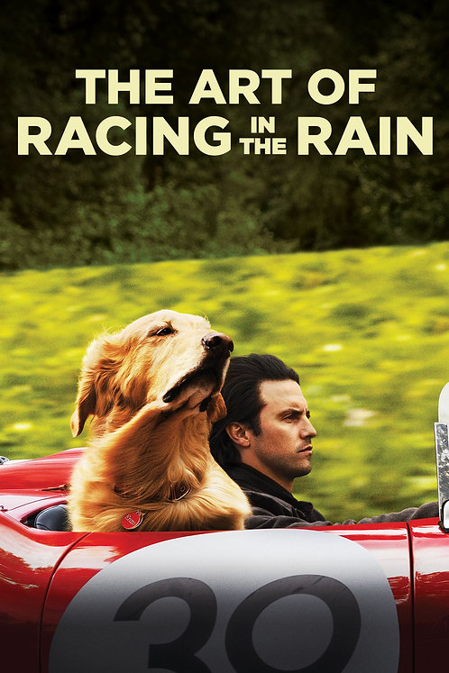 The Art of Racing in the Rain (Movies Anywhere HD)