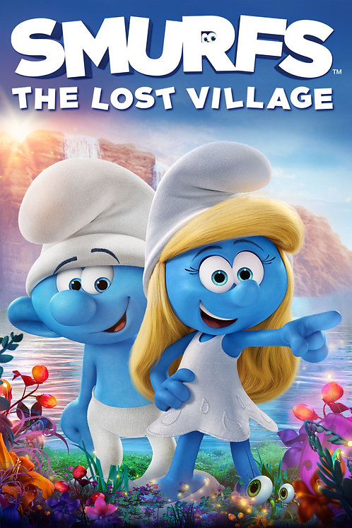 Smurfs: The Lost Village (Movies Anywhere HD)