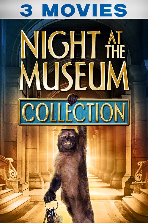 Night at the Museum Trilogy (Movies Anywhere HD)