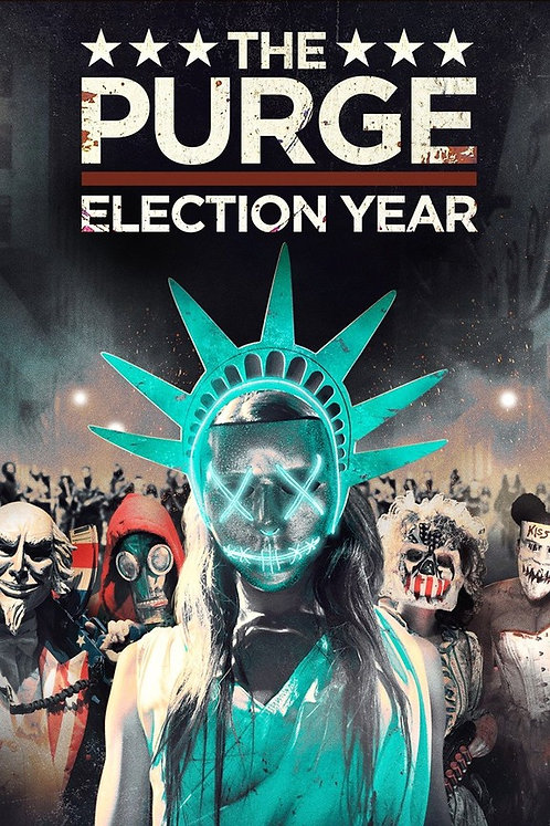 The Purge: Election Year (iTunes 4K)