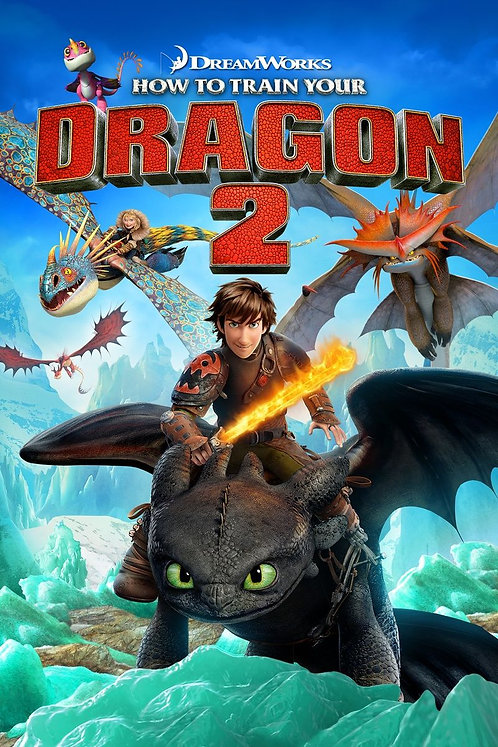 How to Train Your Dragon 2 (Movies Anywhere 4K)