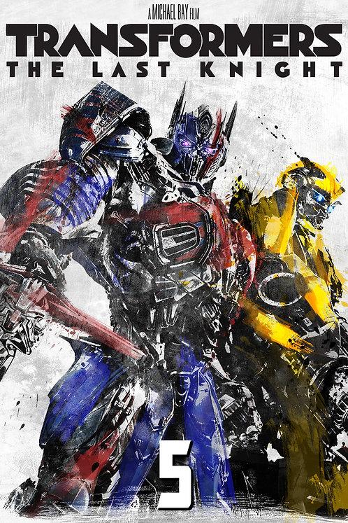 Transformers: The Last Knight (VUDU 4K)