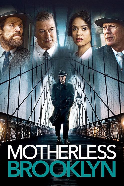 Motherless Brooklyn (Movies Anywhere HD)