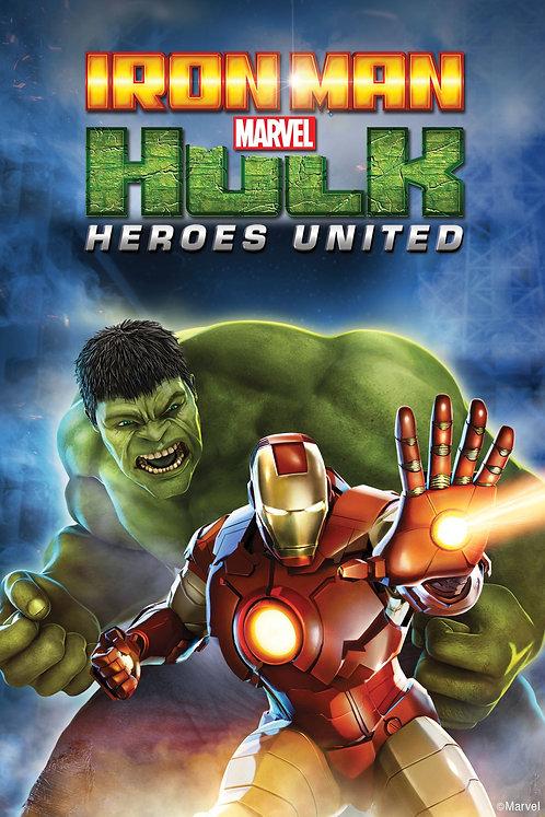Iron Man & Hulk: Heroes United (iTunes HD)