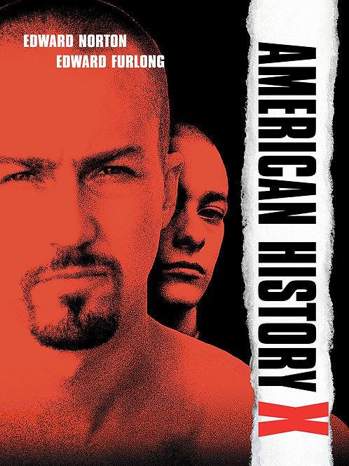 American History X (Movies Anywhere HD)