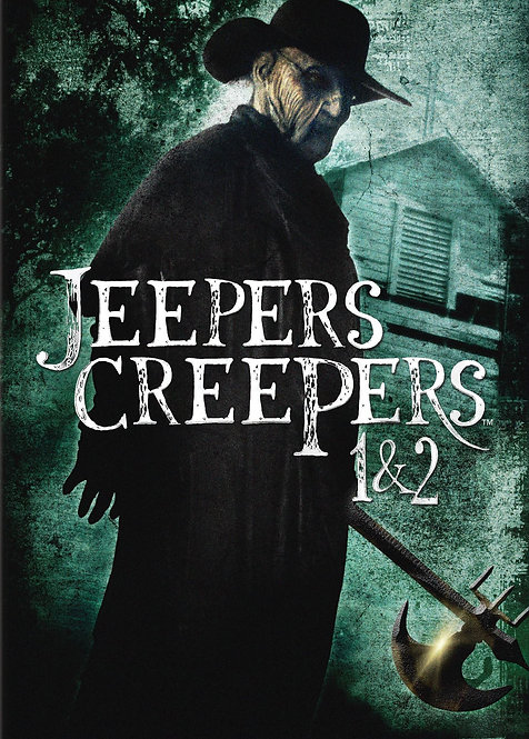 Jeepers Creepers 1+2 (VUDU HDX)