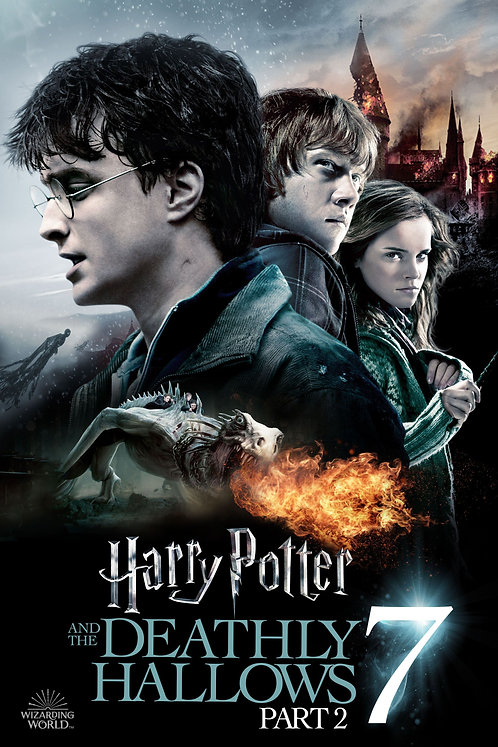 Harry Potter and the Deathly Hallows Part 2 (Movies Anywhere HD)