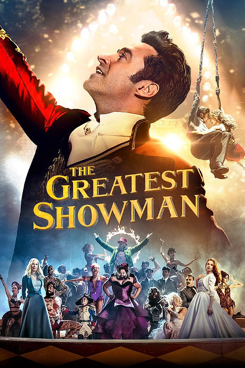 The Greatest Showman (Movies Anywhere HD)