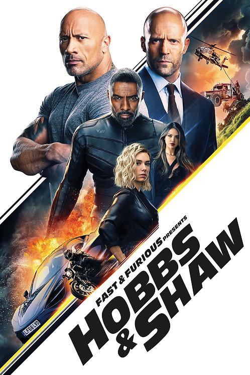 Hobbs & Shaw (Movies Anywhere 4K)