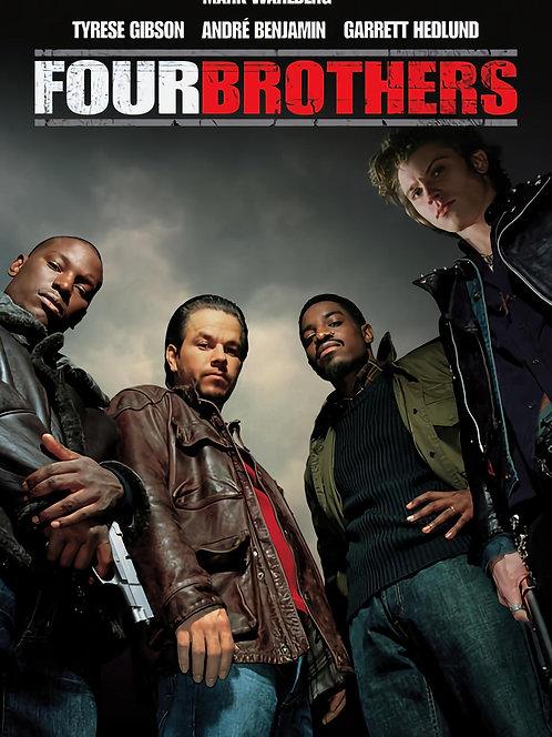 Four Brothers (VUDU HDX)