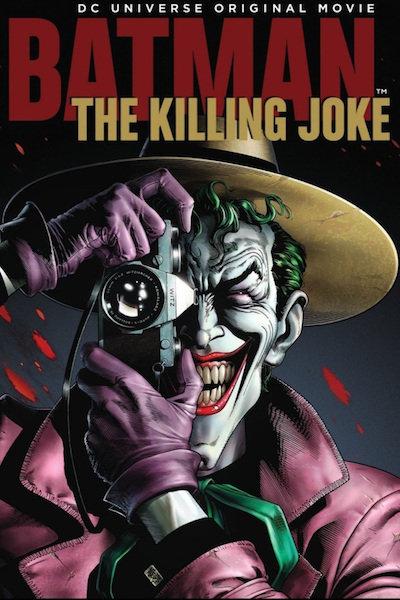 Batman: The Killing Joke (VUDU HDX)