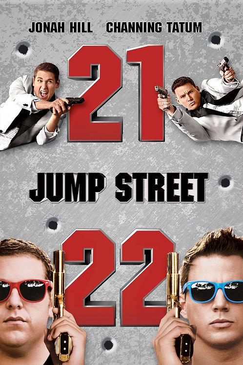 21+22 Jump Street (Movies Anywhere 4K)