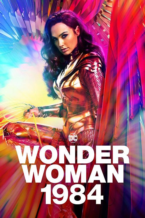 Wonder Woman 1984 (VUDU 4K)