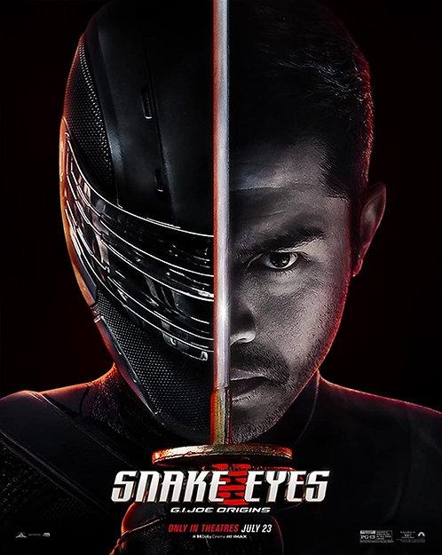 Snake Eyes: G.I. Joe Origins *PRE-ORDER* (VUDU 4K)