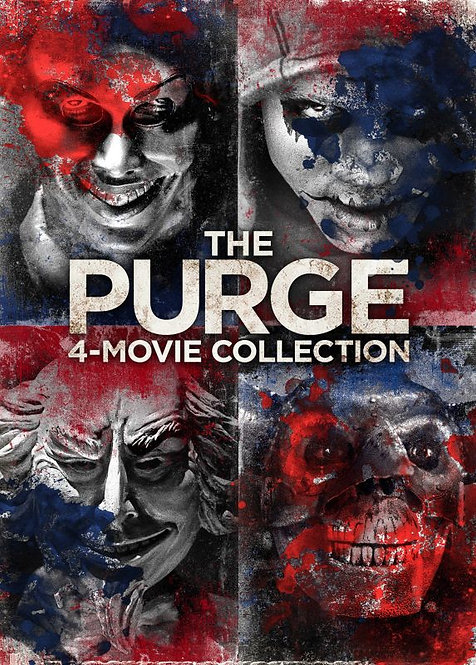 The Purge 4-Movie Collection (Movies Anywhere HD)