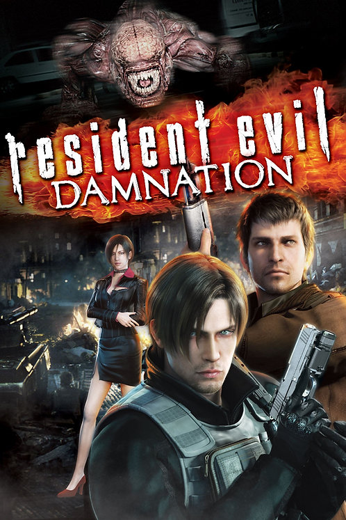 Resident Evil: Damnation (Movies Anywhere HD)