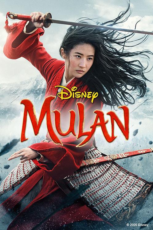 Mulan 2020 (Google Play HD)