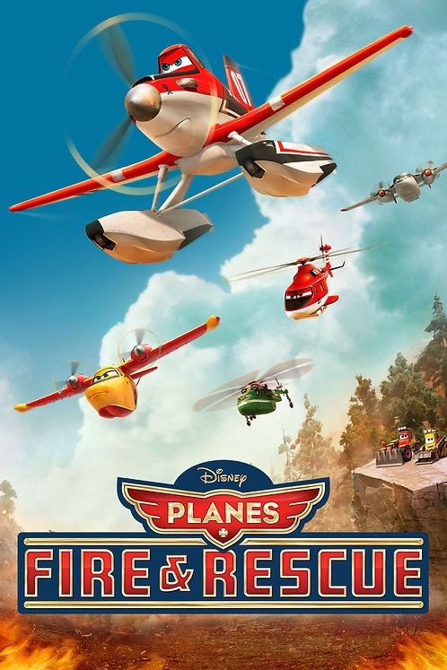 Planes: Fire and Rescue (Google Play HD)