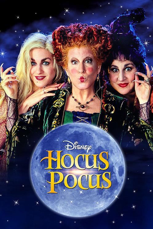 Hocus Pocus (iTunes 4K)