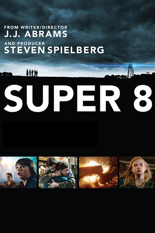 Super 8 (VUDU 4K)