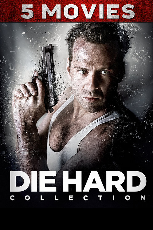 Die Hard 5-Movie Collection (Movies Anywhere HD)