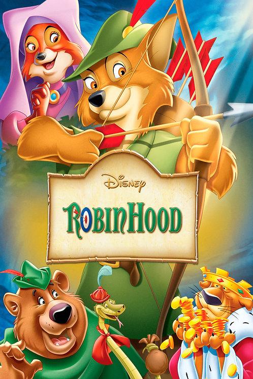 Robin Hood (iTunes HD)