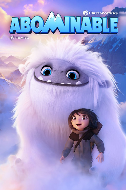 Abominable (Movies Anywhere 4K)