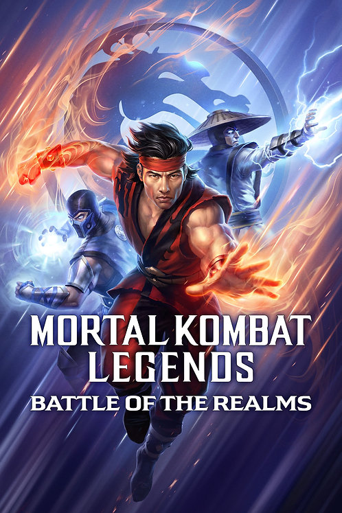 Mortal Kombat Legends: Battle of the Realms (Movies Anywhere HD)
