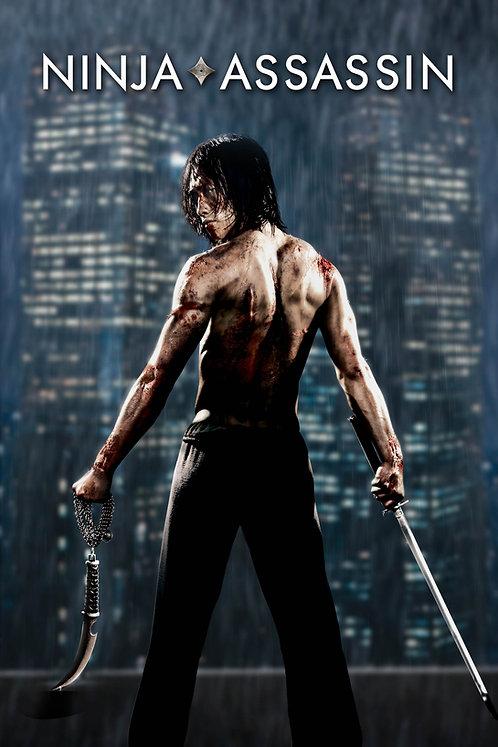 Ninja Assassin (Movies Anywhere HD)