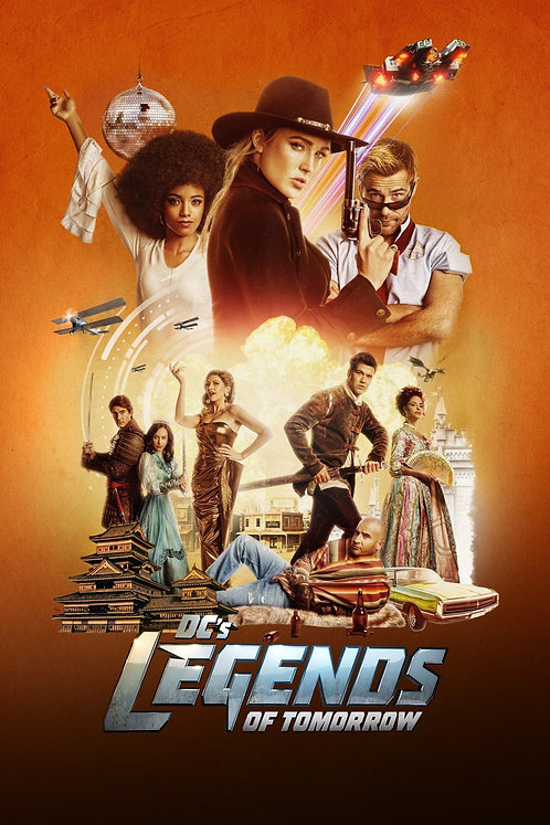 DC's Legends of Tomorrow: Season 5 (VUDU HDX)