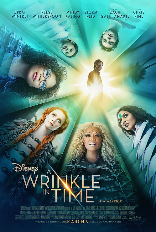 A Wrinkle in Time (Movies Anywhere 4K)