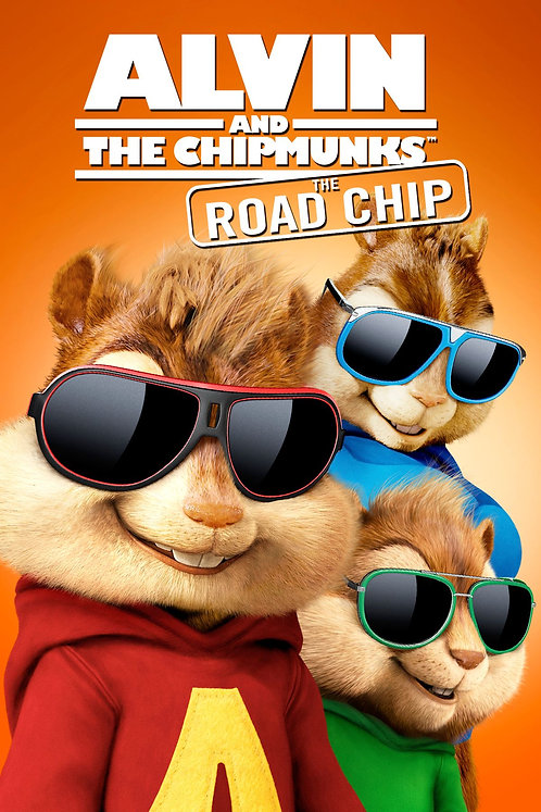 Alvin and the Chipmunks: The Road Chip (iTunes 4K)