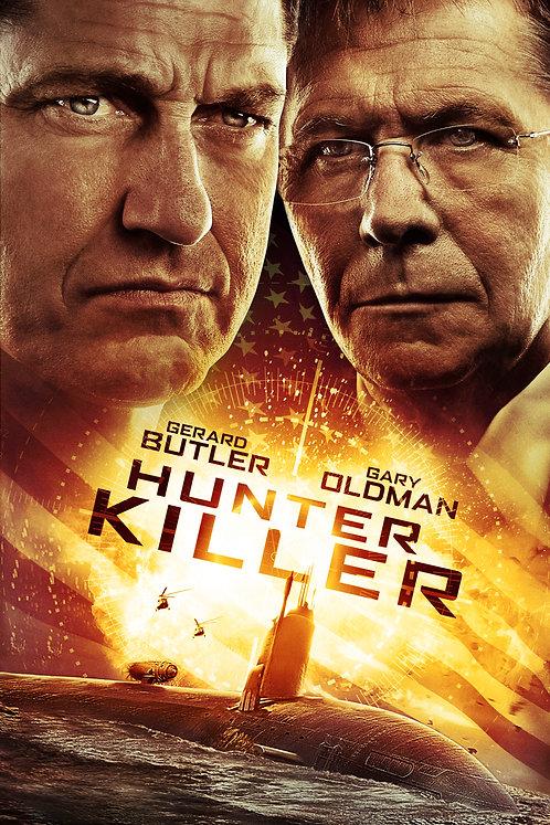 Hunter Killer (iTunes 4K)