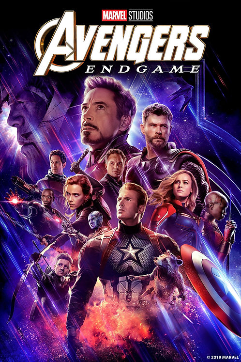 Avengers: Endgame (Google Play HD)