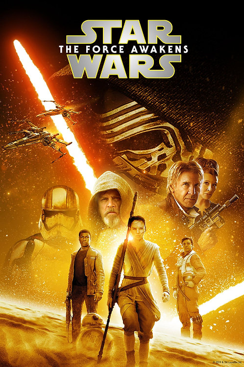 Star Wars: The Force Awakens (Google Play HD)