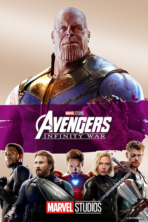 Avengers: Infinity War (Google Play HD)