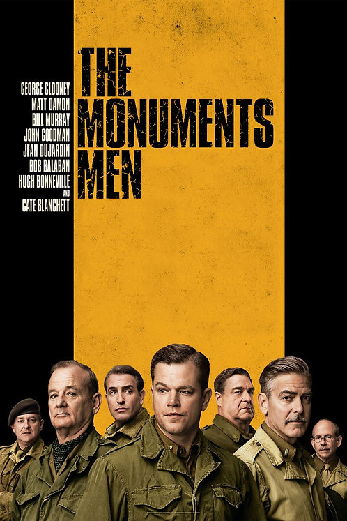 The Monuments Men (Movies Anywhere HD)