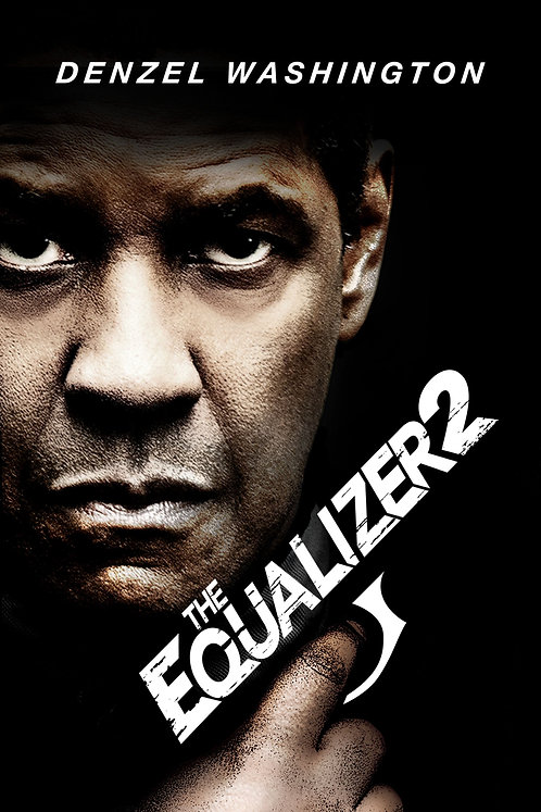 The Equalizer 2  (Movies Anywhere HD)