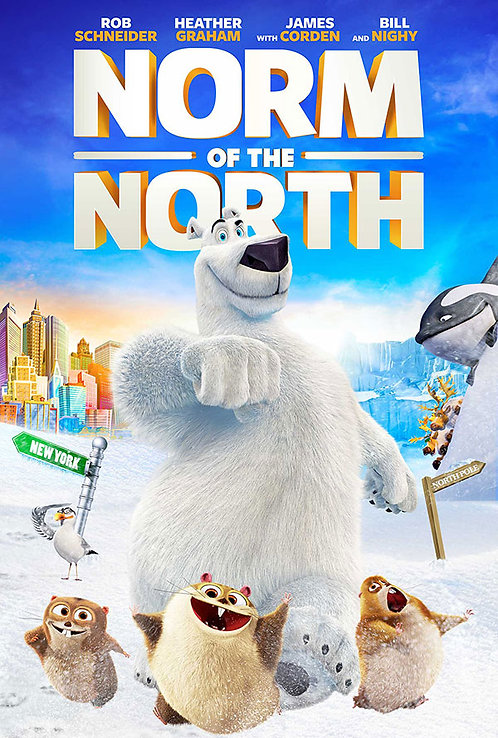 Norm of the North (VUDU HDX)
