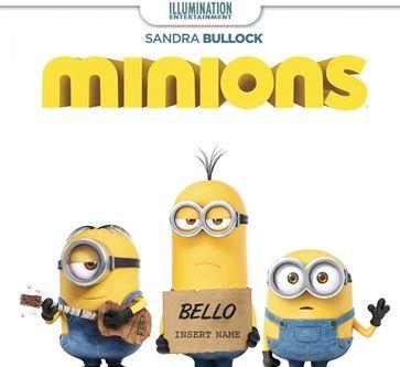 Minions (iTunes 4K)