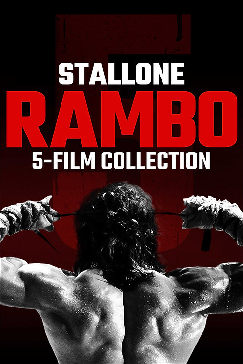 Rambo 5-Film Collection (VUDU 4K)