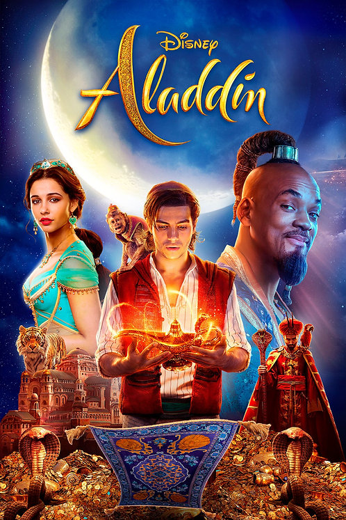 Aladdin 2019 (Movies Anywhere 4K)