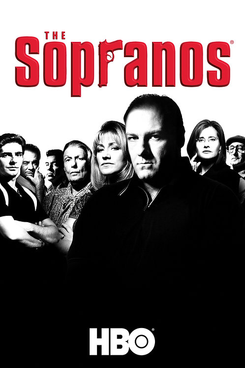 The Sopranos: The Complete Series (Google Play HD)